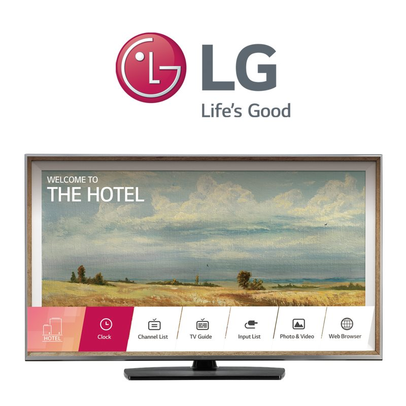 LG Hospitality Televisions