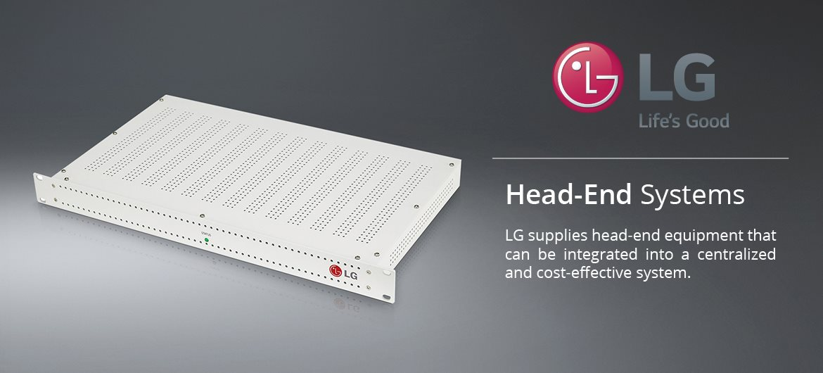 LG Head-End Systems
